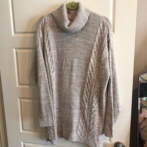 EUC Old Navy turtleneck sweater 3x